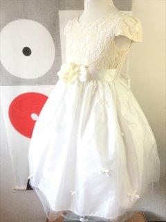 (G-120-105)ホワイトドレス120cm