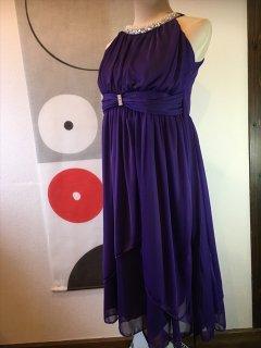 (G-150-44)ラインストーンのドレス150cm