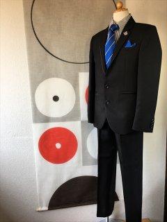 (B-160-14)ミチコロンドンのスーツ160cm