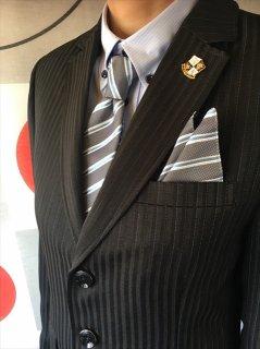 (B-160-19・20)HiromichiNakanaoのスーツ160cm