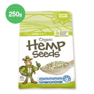 【HEMPFOODS】ヘンプシードナッツ 250g