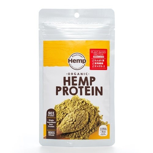 【HEMPFOODS】ヘンププロテイン 114g