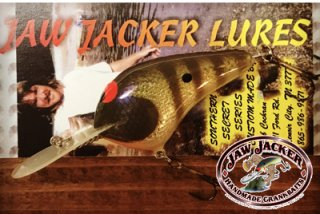 JAW JACKER LURES