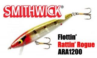 SMITHWICK/ Floating Rattlin' Rogue [ARA1200]