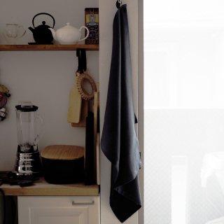 シェフ用キッチンタオル(大判) 亜麻100%