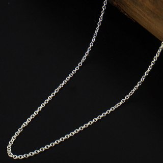 Surgical Necklace|サージカルネックレス|小豆(あずき)|ステンレスネックレス|22inch 1.7mm×558mm|金属アレルギーでも安心