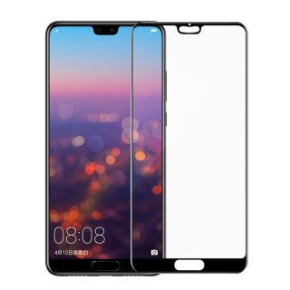 Huawei P20 lite用 強化ガラスフィルム 全面保護0.33mm 黒(業務用 500枚入り)<img class='new_mark_img2' src='//img.shop-pro.jp/img/new/icons51.gif' style='border:none;display:inline;margin:0px;padding:0px;width:auto;' />