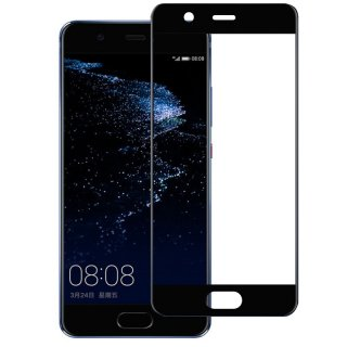Huawei P10用 強化ガラスフィルム 全面保護0.33mm 黒(業務用 500枚入り)<img class='new_mark_img2' src='//img.shop-pro.jp/img/new/icons51.gif' style='border:none;display:inline;margin:0px;padding:0px;width:auto;' />