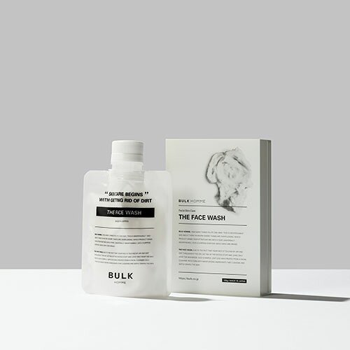 【BULK HOMME】バルクオム THE FACE WASH(洗顔料)