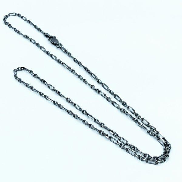 スリットデザインチェーンBK(Silver)