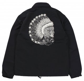 TROPHY CLOTHING Magical Chief Warm Up Jacket Black size.36,38,40,42