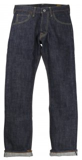 TROPHY CLOTHING [-1607 Narrow Dirt Denim- Indigo w.28,30,31,32,33,34,36,38,40]