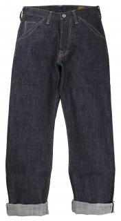 TROPHY CLOTHING [-1605 Standard Dirt Denim- Indigo w.28,30,31,32,33,34,36,38,40]