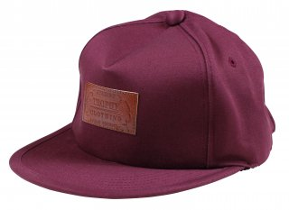 TROPHY CLOTHING [-Ranch Tracker Cap- Wine]