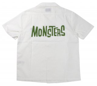 WEIRDO [-MONSTERS - S/S SHIRTS- MAIMIE size.S,M,L,XL]