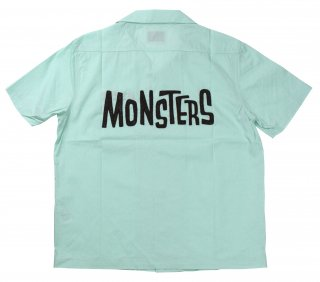 WEIRDO [-MONSTERS - S/S SHIRTS- CUTIE size.S,M,L,XL]