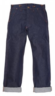 OLD CROW [-RODDER - PAINTER PANTS- INDIGO RIGID size.S,M,L,XL]