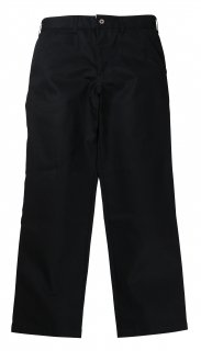 WEIRDO [-W & L UP - PANTS- BLACK size.30,32,34,36]
