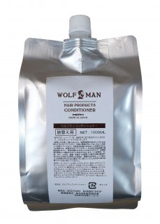 WOLFMAN [-CONDITIONER- REFILL CONDITIONER]