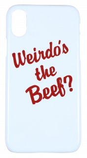 WEIRDO [-i PHONE CASE- C iP 8・iP X]