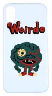 WEIRDO [-i PHONE CASE- F iP 8・iP X]