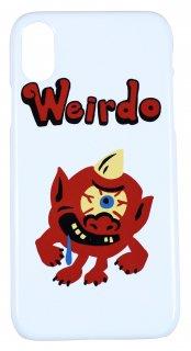 WEIRDO [-i PHONE CASE- H iP 8・iP X]