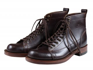GLAD HAND & Co.-USA BOOTS [-GH - WALKLINE- BROWN size.7,8,9,10]