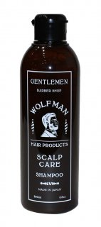 WOLFMAN [-SCALP CARE - SHAMPOO]