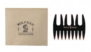 WOLFMAN [-WAVE COMB-]