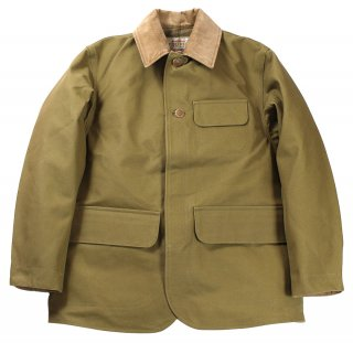 TROPHY CLOTHING [-Oiled Duck Hunting JKT- Beige size.36,38,40,42]