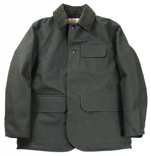 TROPHY CLOTHING [-Oiled Duck Hunting JKT- Olive size.36,38,40,42]