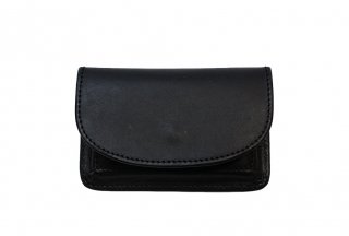 TROPHY CLOTHING [-Saddle Card Case- Black]