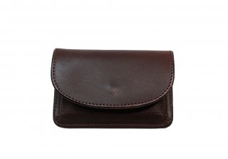 TROPHY CLOTHING [-Saddle Card Case- Brown]