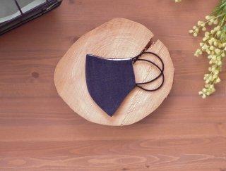 倉敷、児島のデニムで作られた布マスク