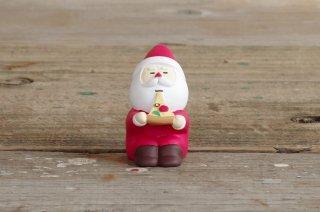 concombre クリスマスマスコット あつあつピザサンタ