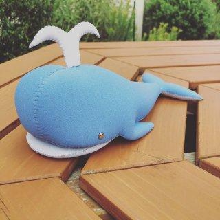 クジラのメガネケース