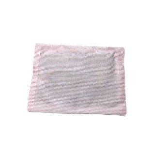 ヌクマル。(モイストホットパック)ピンク×ストライプ
