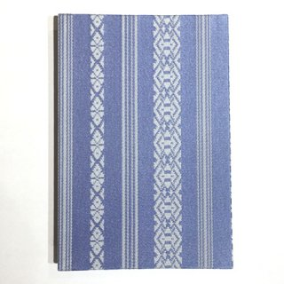 博多織 御朱印帳 ブルー