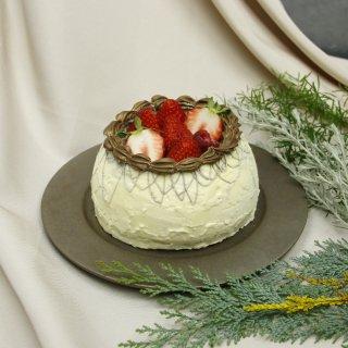 """ご予約:クリスマスケーキ  """"ル・ブーケ・シャンペトル"""" Gâteau de Noël"""