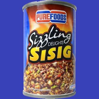 PUREFOODS SIZZLING DELIGHT SISIG 150g
