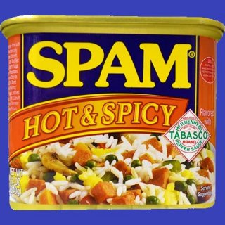 HORMEL SPAM HOT & SPICY 340g