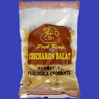 PORK KING CHICHARON BARBECUE 60g