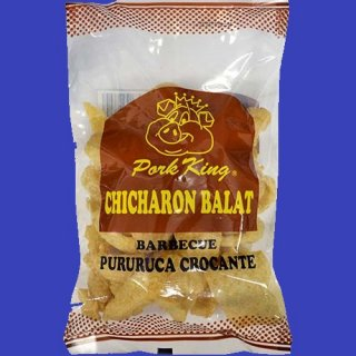 PORK KING CHICHARON LAMAN REGULAR 60g