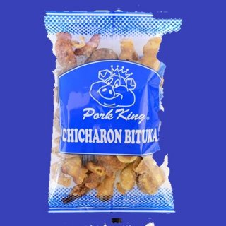 PORK KING CHICHARON BITUKA 60g