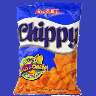 JACK & JILL CHIPPY (CHILI & CHEESE) 110g