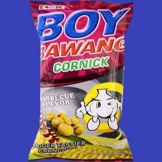 BOY BAWANG BARBECUE 100g