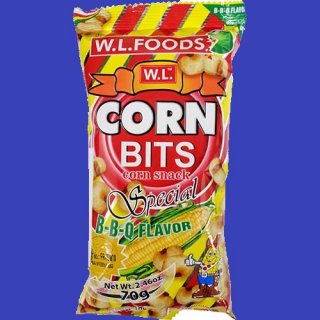CORN BITS BARBECUE 70g