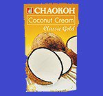 COCONUT CREAM (CHAO KOH) PACK  チャオコー 紙パック 12x1,000ml