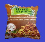 ROASTED COCONUT CHIPS COFFEE ココナッツチップ(KING ISLAND) コーヒー味 40g×24 CASE