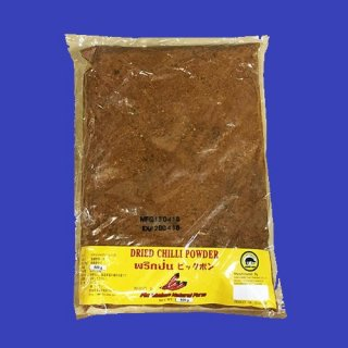 ROASTED CHILLI POWDERg 焙煎唐辛子パウダー10x500g